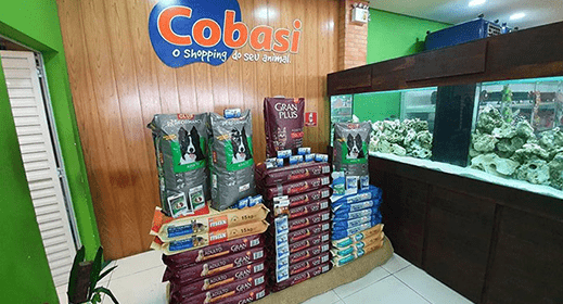 Cobasi - ONG